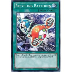 Recycling Batteries - AP02-EN021
