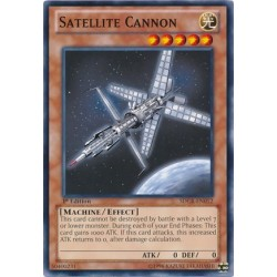 Satellite Cannon - SDCR-EN012