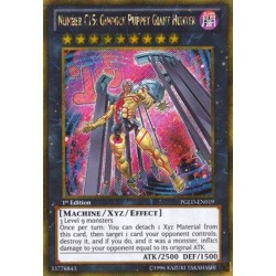 Number C15: Gimmick Puppet Giant Hunter - PGLD-EN019