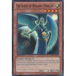 The Agent of Wisdom - Mercury - SDLS-EN005