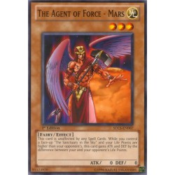 The Agent of Force - Mars - SDLS-EN007