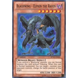 Blackwing - Elphin the Raven - CT06-ENS01