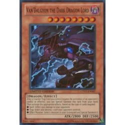 Van'Dalgyon the Dark Dragon Lord - CT07-EN007