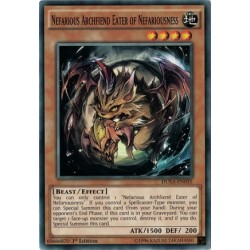Nefarious Archfiend Eater of Nefariousness - DUEA-EN035