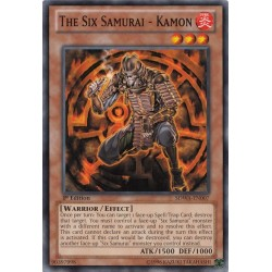 The Six Samurai - Kamon - SDWA-EN007