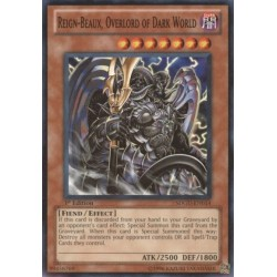 Reign-Beaux, Overlord of Dark World - SDGU-EN014