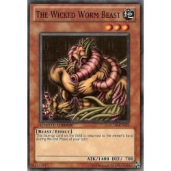The Wicked Worm Beast - SDK-004