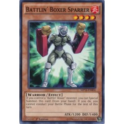 Battlin' Boxer Sparrer - MP14-EN004