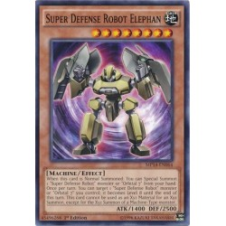 Super Defense Robot Elephan - MP14-EN064