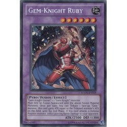 Gem-Knight Ruby - HA05-EN019