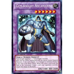 Gem-Knight Aquamarine - HA05-EN020