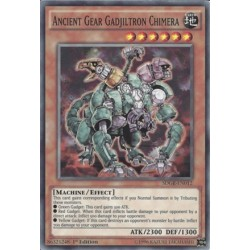 Ancient Gear Gadjiltron Chimera - SDGR-EN012