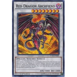 Red Dragon Archfiend - CT05-EN002