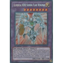 Elemental Hero Shining Flare Wingman - CT03-EN004