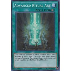 Advanced Ritual Art - AP05-EN010