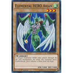 Elemental HERO Avian - SDHS-EN006