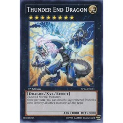 Thunder End Dragon - SP14-EN021