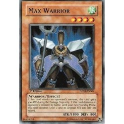 Max Warrior - DP09-EN009