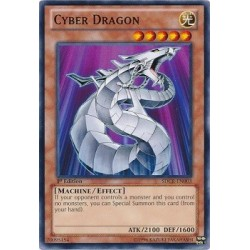 Cyber Dragon White - SDCR-EN003