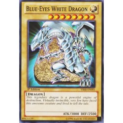 Blue-Eyes White Dragon - SDDC-EN004