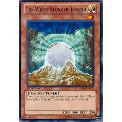 The White Stone of Legend - SDDC-EN006