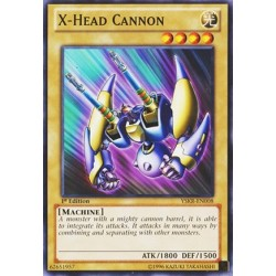 X-Head Cannon - DP2-EN005