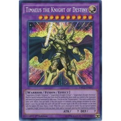 Timaeus the Knight of Destiny - DRL2-EN001 x