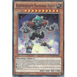 Superheavy Samurai Thief - DOCS-EN004
