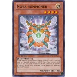 Nova Summoner - GLD3-EN011