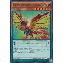 Performapal Odd-Eyes Light Phoenix - SHVI-JP003