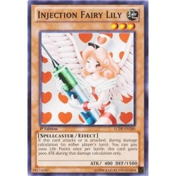 Injection Fairy Lily - BP01-EN004