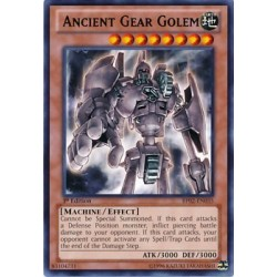 Ancient Gear Golem - BP01-EN011