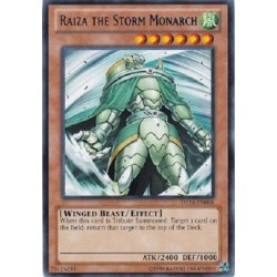 Raiza the Storm Monarch - BP01-EN015