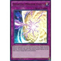 Quaking Mirror Force - BOSH-EN076
