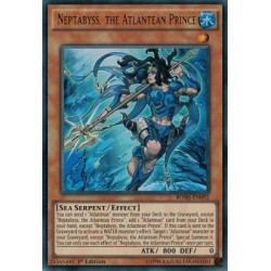 Neptabyss, the Atlantean Prince - BOSH-EN092