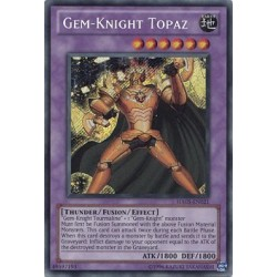 Gem-Knight Topaz - HA05-EN021