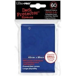 Sleeves Ultra Pro Small Size 60ct (blue)