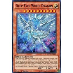 Deep-Eyes White Dragon - MVP1-EN005