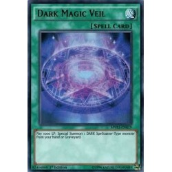 Dark Magic Veil - MVP1-EN019