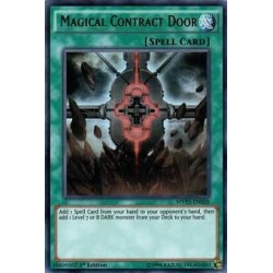 Magical Contract Door - MVP1-EN020