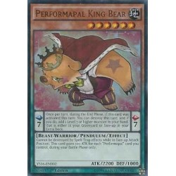 Performapal King Bear - YS16-EN002
