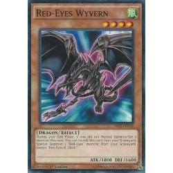 Red-Eyes Wyvern - SR02-EN010