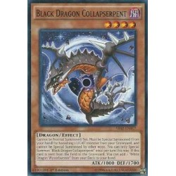 Black Dragon Collapserpent - SR02-EN017