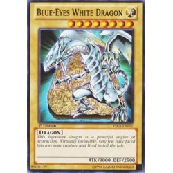 Blue-Eyes White Dragon - YSKR-EN001