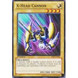 X-Head Cannon - YSKR-EN008