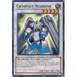 Catapult Warrior - YF02-EN001