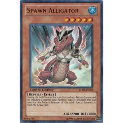 Spawn Alligator - LC02-EN009
