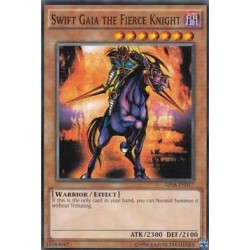 Swift Gaia the Fierce Knight - AP08-EN017