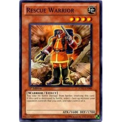 Rescue Warrior - STBL-EN006