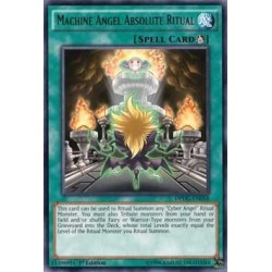 Machine Angel Absolute Ritual - DPDG-EN018